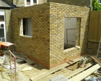 House extension, Highgate
