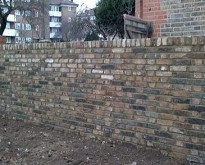 Garden Wall, Richmond