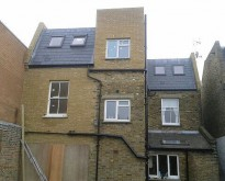 Extension and Loft, Clapham
