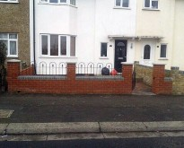 Front Wall in West Acton