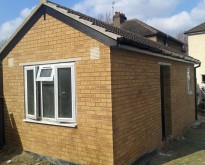 Garden Brick Shed, Harrow