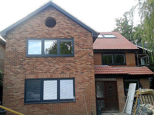 House Alteration In Kingston Brickwork London