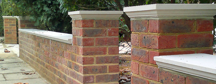Brickwork London Garden Walls Extensions New Build